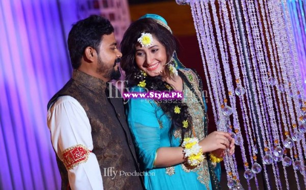 Complete Wedding Photo shoot of Actress Pari Hashmi (27)