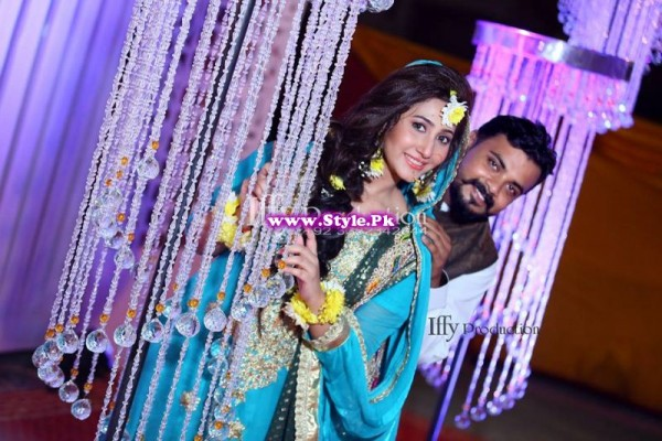 Complete Wedding Photo shoot of Actress Pari Hashmi (28)