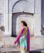 Farah Talib Aziz Midsummer Collection 2015 By Lakhany Silk Mills004