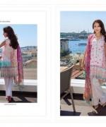Farah Talib Aziz Midsummer Collection 2015 By Lakhany Silk Mills005