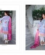 Farah Talib Aziz Midsummer Collection 2015 By Lakhany Silk Mills008