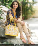 Gul Ahmed Handbags And Shoes Collection 2015 For Women