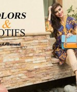 Gul Ahmed Handbags And Shoes Collection 2015 For Women001