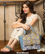 Gul Ahmed Handbags And Shoes Collection 2015 For Women0010
