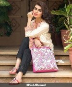 Gul Ahmed Handbags And Shoes Collection 2015 For Women0012