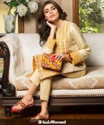 Gul Ahmed Handbags And Shoes Collection 2015 For Women002