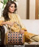 Gul Ahmed Handbags And Shoes Collection 2015 For Women004