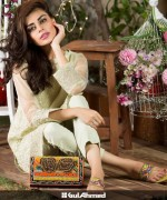 Gul Ahmed Handbags And Shoes Collection 2015 For Women005