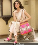 Gul Ahmed Handbags And Shoes Collection 2015 For Women006