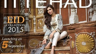 Ittehad Textiles Eid Ul Azha Collection 2015 For Women009