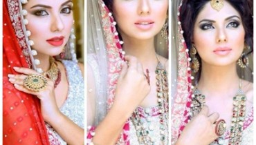 Latest Bridal Photoshoot Of Sunita Marshal