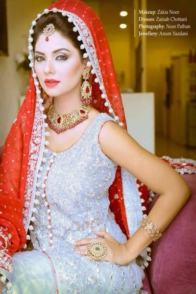 Latest Bridal Photoshoot Of Sunita Marshal006