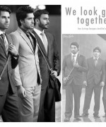 Maaz Jee Suiting Collection 2015 For Men001