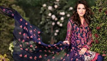 Mina Hasan Midsummer Collection 2015 By Shariq Textiles993