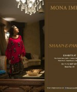 Mona Imran Party Wear Collection 2015 For Women