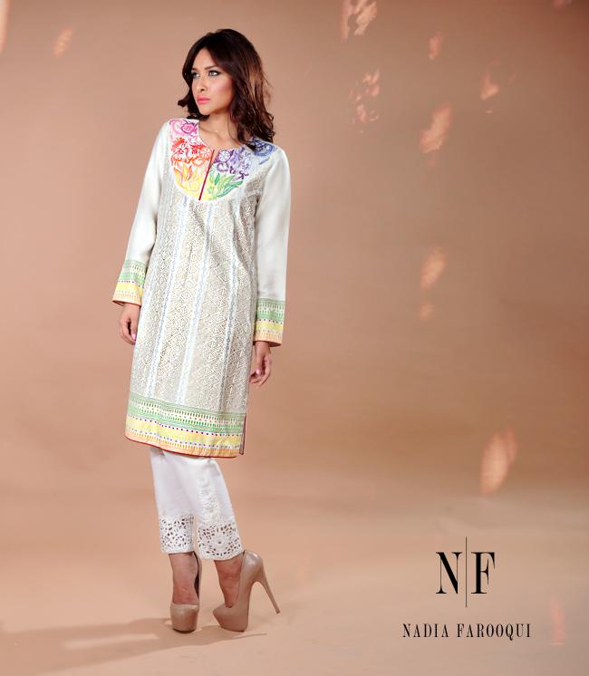 Nadia Farooqui Eid Ul Azha Collection 2015 For Women002