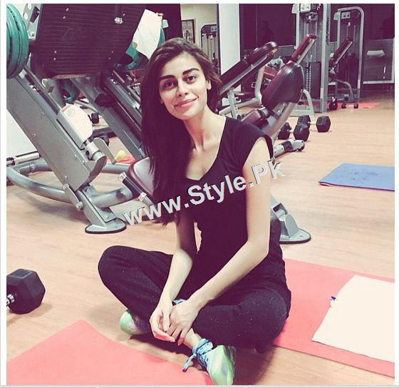 Pakistani Celebrities who are fitness conscious (2)