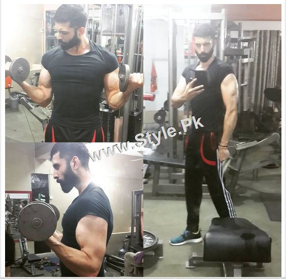 Pakistani Celebrities who are fitness conscious (4)
