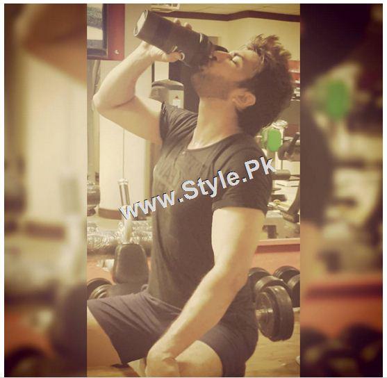 Pakistani Celebrities who are fitness conscious (5)