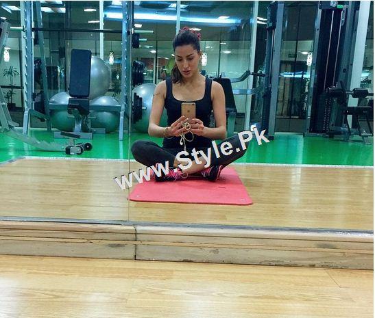 Pakistani Celebrities who are fitness conscious (7)