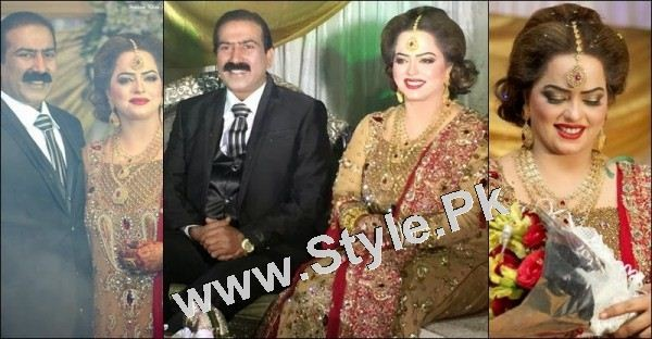 Pakistani Celebrities who got married in old age (5)
