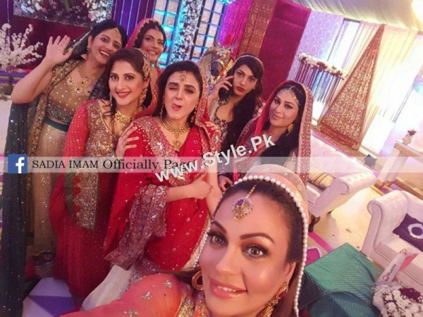 Pictures of Celebrities on upcoming Special Eid Show on ARY Digital (10)