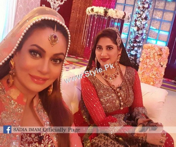 Pictures of Celebrities on upcoming Special Eid Show on ARY Digital (5)