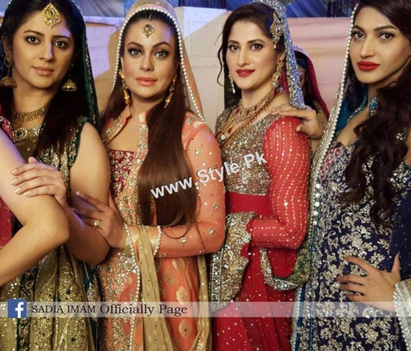 Pictures of Celebrities on upcoming Special Eid Show on ARY Digital (7)