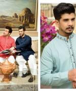 Rivaj Eid Ul Azha Collection 2015 For Men0010