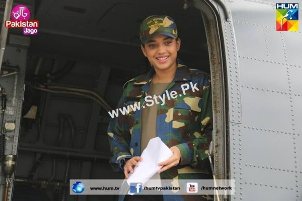 Sanam Jung's look for Defence Day 2015 (20)
