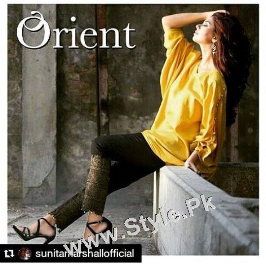 Sunita Marshal's photoshoot for Orient Textile Mills (4)