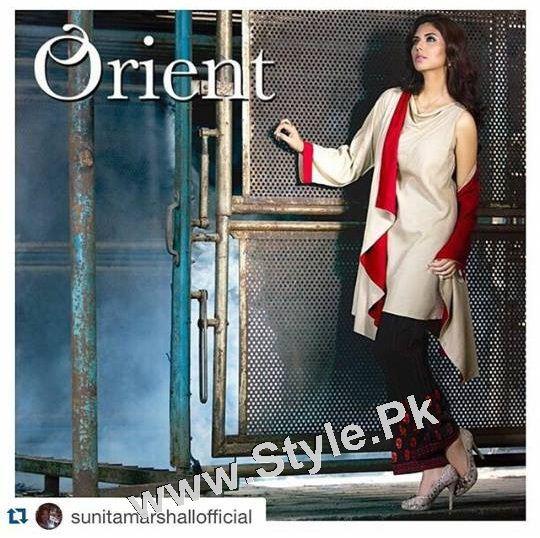 Sunita Marshal's photoshoot for Orient Textile Mills (6)