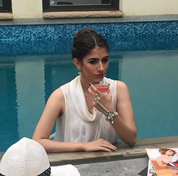 See Syra Yousuf's Photo Shoot for Petro