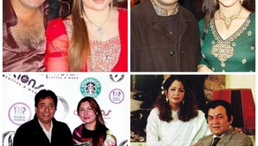 Top Pakistani Couples In Film Industry