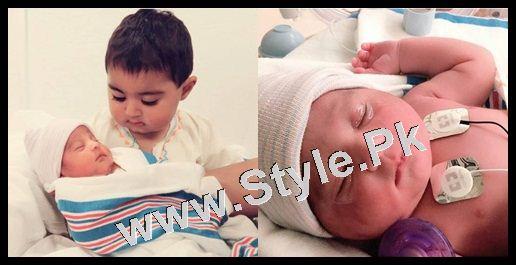 Veena Malik And Asad Bashir's Family Pictures