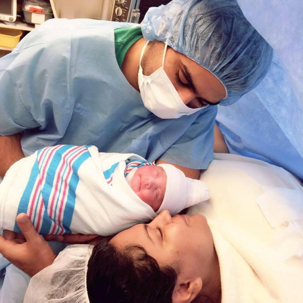 Veena Malik is blessed with a baby girl