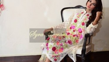 Vibgyor By Syra Rezvan Eid ul Azha Collection 2015 For Women005