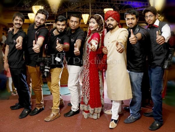 Wedding Pictures of Actress Pari Hashmi (4)
