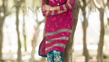 Zainab Chottani Midsummer Collection 2015 For Women004