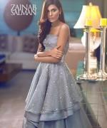 Zainab Saman Eid ul Azha collection 2015  for women