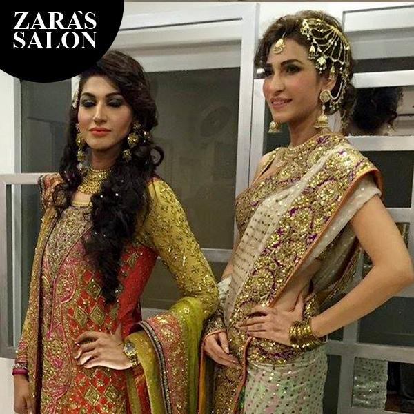 Zara's Salon's first Anniversary (1)