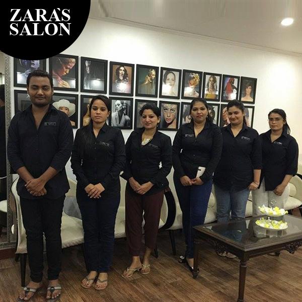 Zara's Salon's first Anniversary (2)