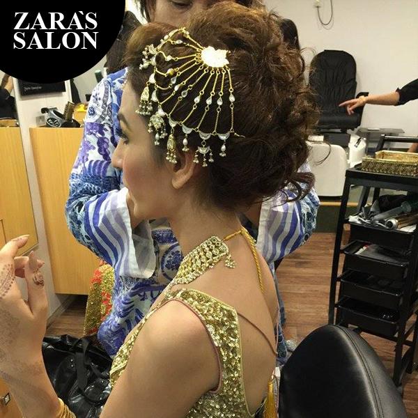 Zara's Salon's first Anniversary (4)