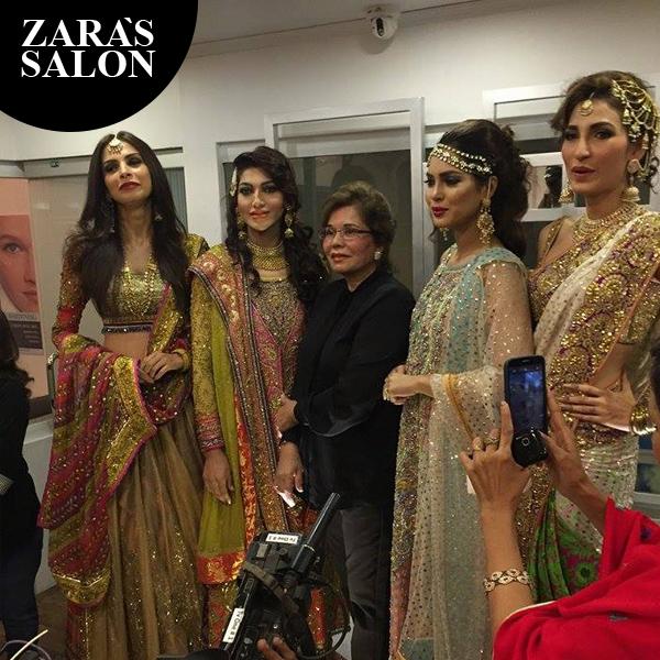 Zara's Salon's first Anniversary