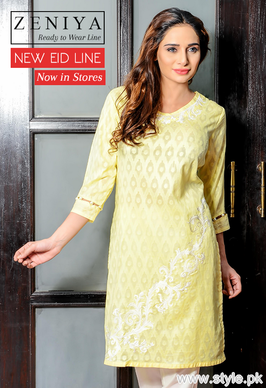 Zeniya Eid-ul-Azha Collection 2015 For Women 7