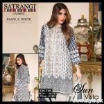 Bonanza Cambric Dresses 2015 For Winter 1