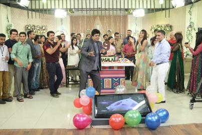 Celebrities on 9th Anniversary of Masala TV (5)