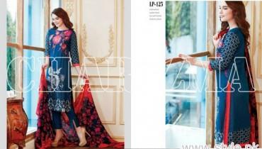 Charizma Winter Dresses 2015 Volume 2 8