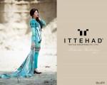 Ittehad Textiles Khaddar Collection 2015 For Women001