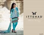 Ittehad Textiles Khaddar Collection 2015 For Women002